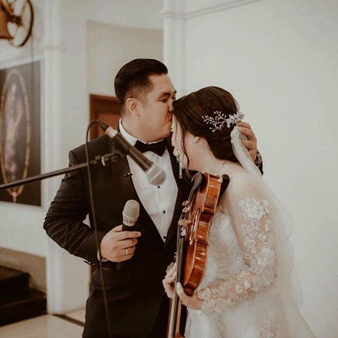 WEDDING OF DANIE AND CARLA SHERLITA by VEZZO STUDIO by Christie Basil - 006