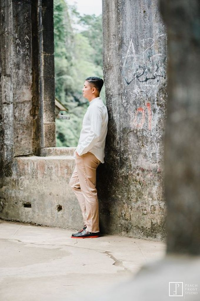 Nature Themed Pre Wedding of Jed & Joan by Bride Idea - 021