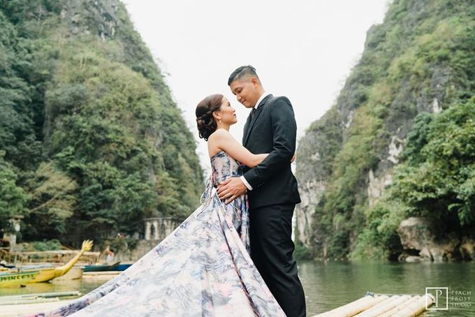 Nature Themed Pre Wedding of Jed & Joan by Peach Frost Studio - 045