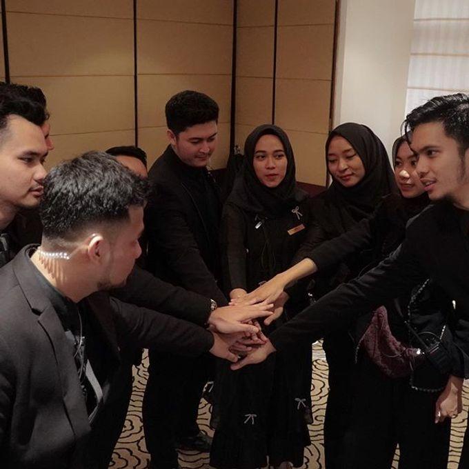 Wedding of Ayu & Rachles - 22 Des 18 by Financial Club Jakarta - 024