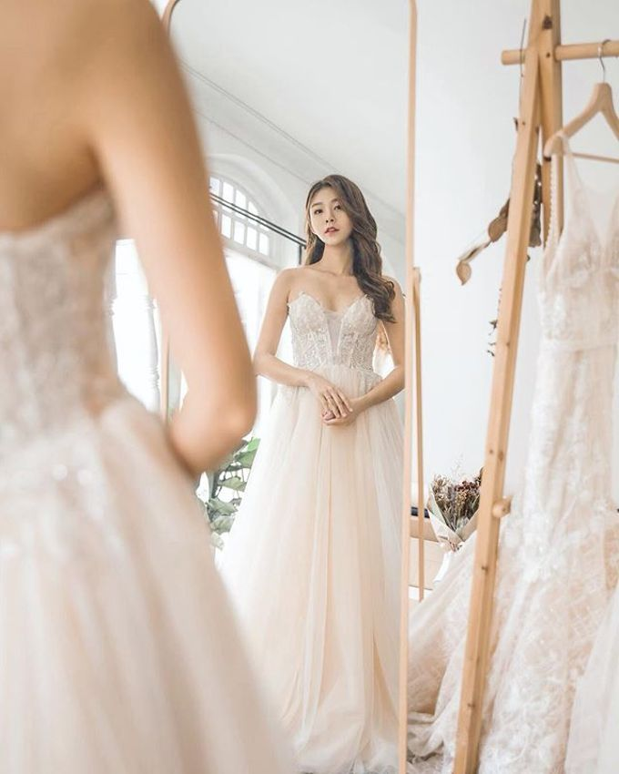 LoveAtFirstSight Collection by Blush House Bridal - 003