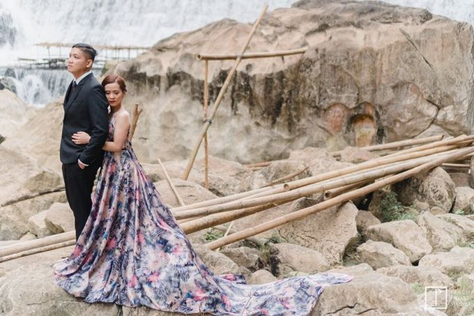 Nature Themed Pre Wedding of Jed & Joan by Bride Idea - 032
