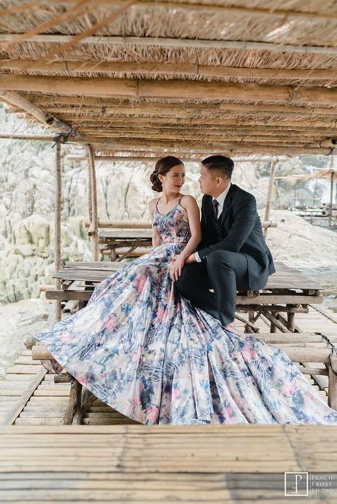 Nature Themed Pre Wedding of Jed & Joan by Bride Idea - 038