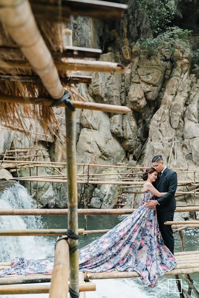 Nature Themed Pre Wedding of Jed & Joan by Bride Idea - 041