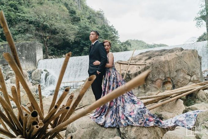 Nature Themed Pre Wedding of Jed & Joan by Peach Frost Studio - 043