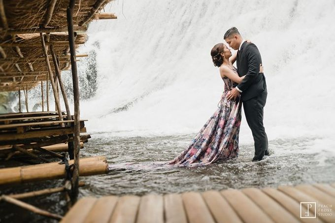 Nature Themed Pre Wedding of Jed & Joan by Bride Idea - 001