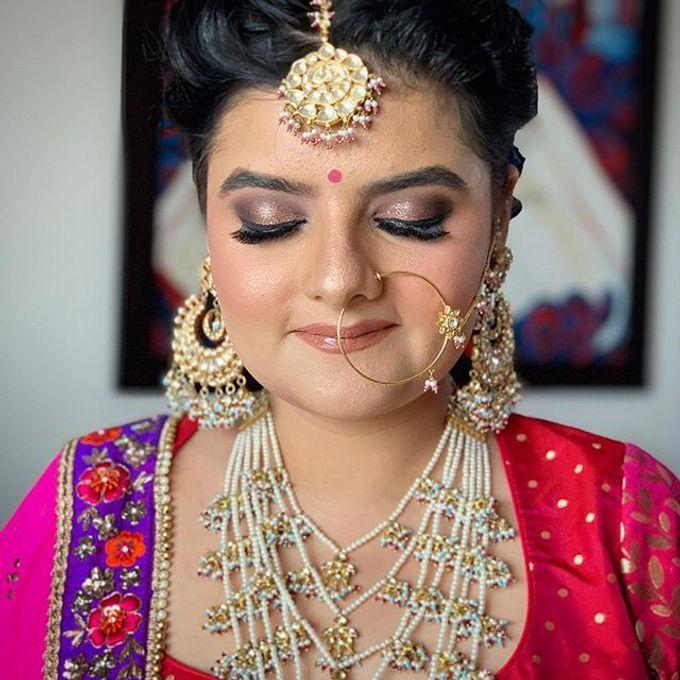 Make up by Natasha arya  by Natasha arya - 043