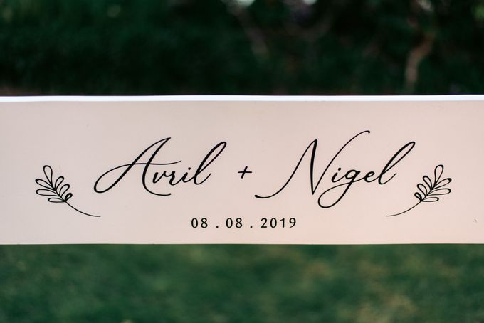 Tropical Lush Wedding in Bali by Silverdust Decoration - 026