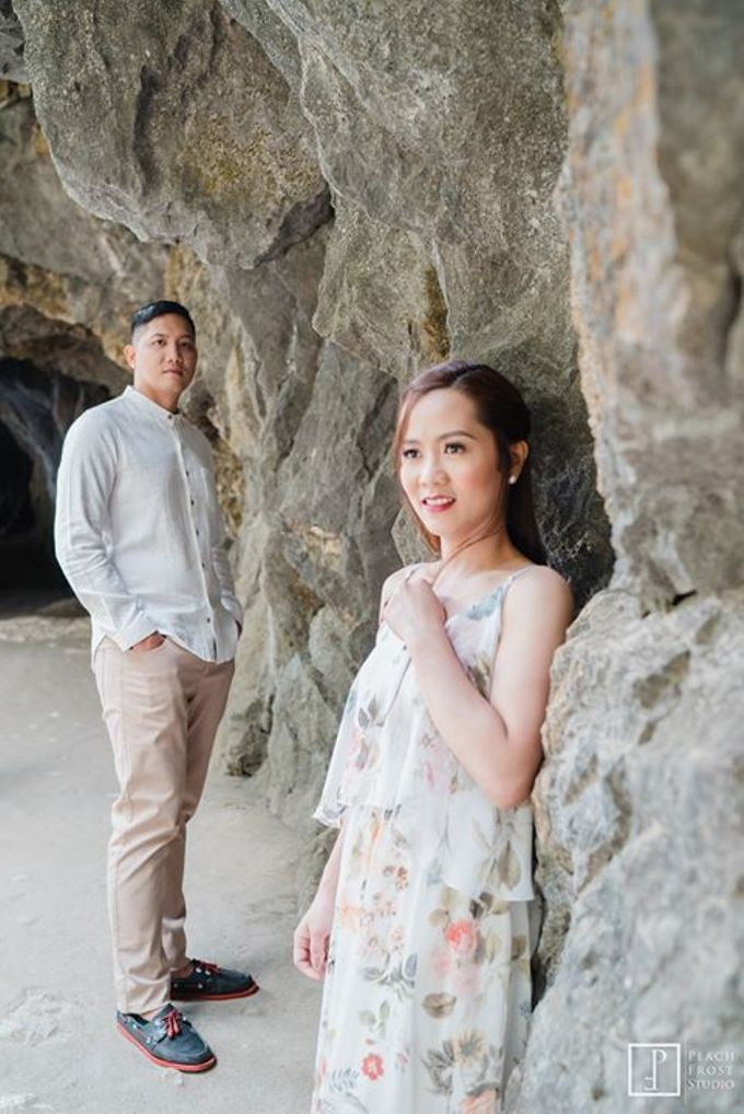 Nature Themed Pre Wedding of Jed & Joan by Peach Frost Studio - 016