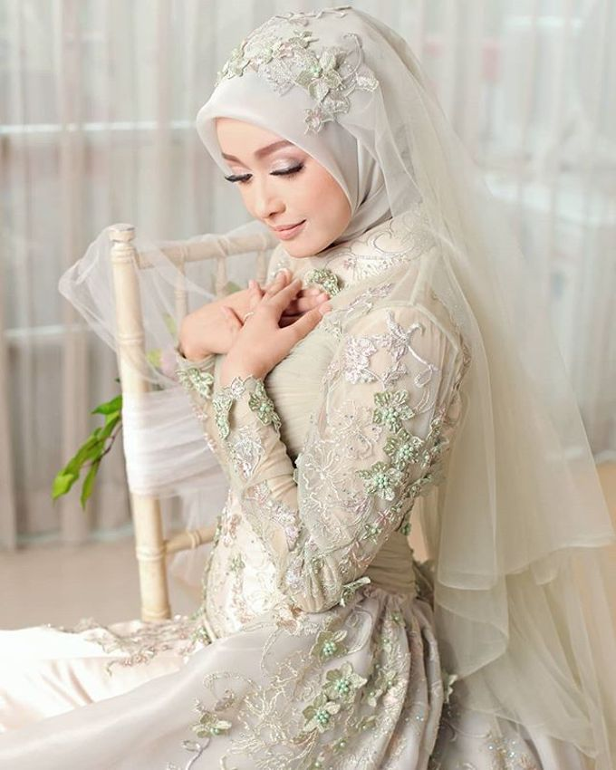 Gester Muslim Bridal by Gester Bridal & Salon Smart Hair - 038