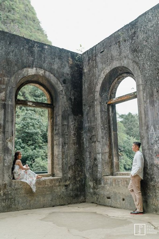 Nature Themed Pre Wedding of Jed & Joan by Peach Frost Studio - 029