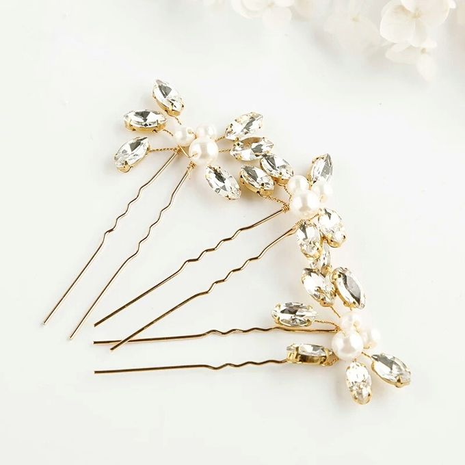 Quinn Wedding Hairpin by Fairytale Undercover - 002