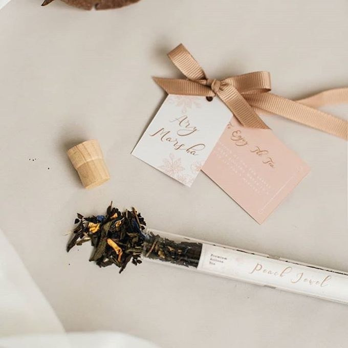 The Wedding of Marsha & Ary by Tea & Co Gift - 002