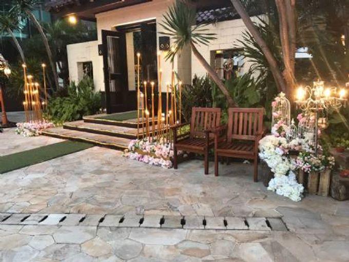 POOL SIDE by KRISTAL HOTEL JAKARTA - 006