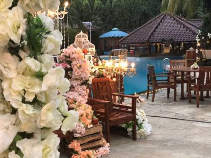 POOL SIDE by KRISTAL HOTEL JAKARTA - 007