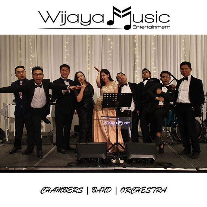The wedding of Andry & Melina by Wijaya Music Entertainment - 001