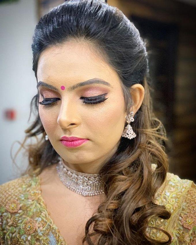 Make up by Natasha arya  by Natasha arya - 044