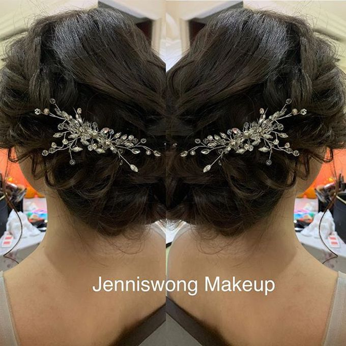 Hair Works by Jennis Wong Makeup - 011