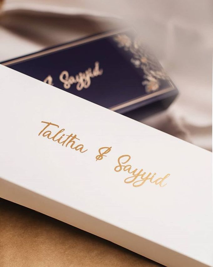 The Wedding of Talitha & Dimas by Tea & Co Gift - 001