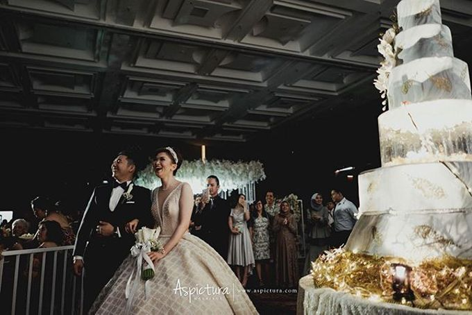 Harris and Maya wedding day by Indonesia Convention Exhibition (ICE) - 001