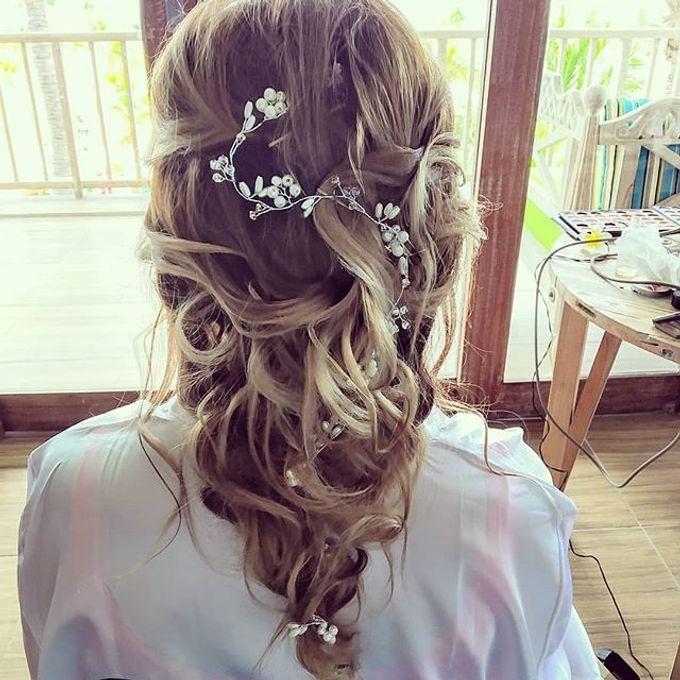 Mermaid Braid by Bali Hair and Makeup  / Anja buerck - 003