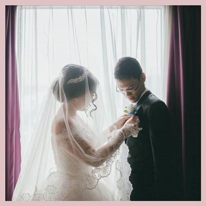 International Bride by R & E Bridal - 001