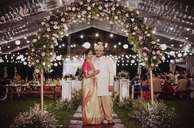 The Wedding Of Nishant & Vinutha by Elior Design - 003