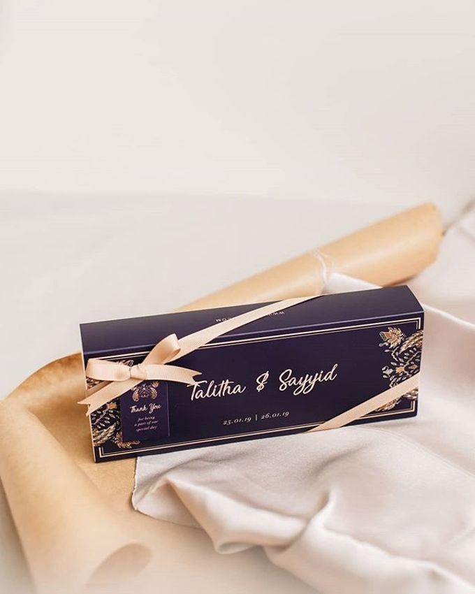 The Wedding of Talitha & Dimas by Tea & Co Gift - 002