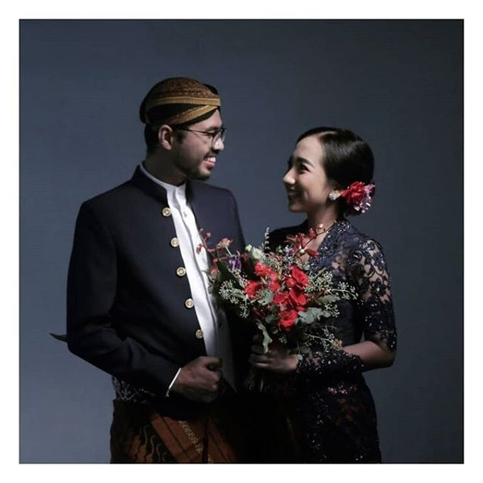 Tradisional Prewedding by R & E Bridal - 003