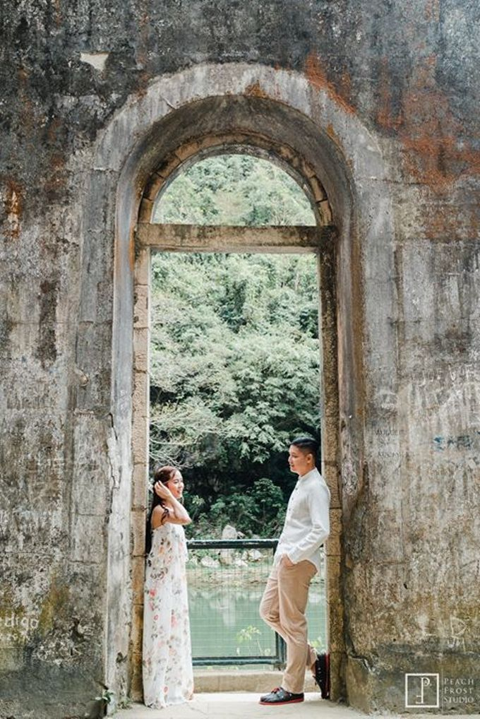 Nature Themed Pre Wedding of Jed & Joan by Peach Frost Studio - 025