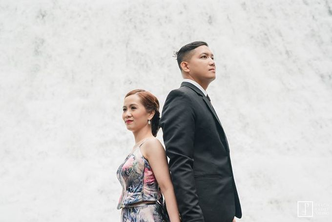 Nature Themed Pre Wedding of Jed & Joan by Peach Frost Studio - 039