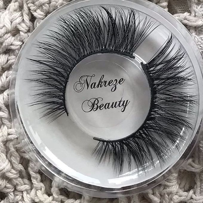 Hair & Makeup by Nakreze Mehndi - 023