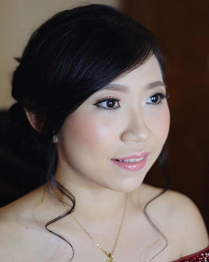 Ms. Santi Sangjit by GNA Makeup - 001