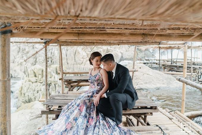 Nature Themed Pre Wedding of Jed & Joan by Bride Idea - 034