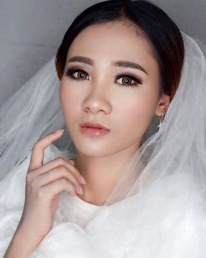 Wedding makeup by Vnimakeupartist - 006