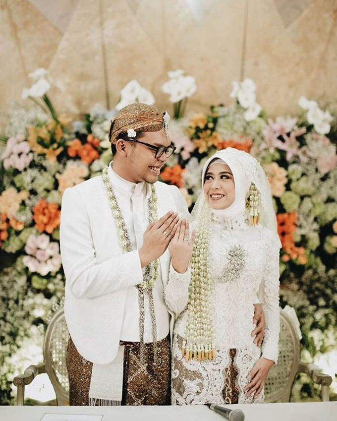 The Wedding of Talitha & Dimas by D n A Decoration - 004