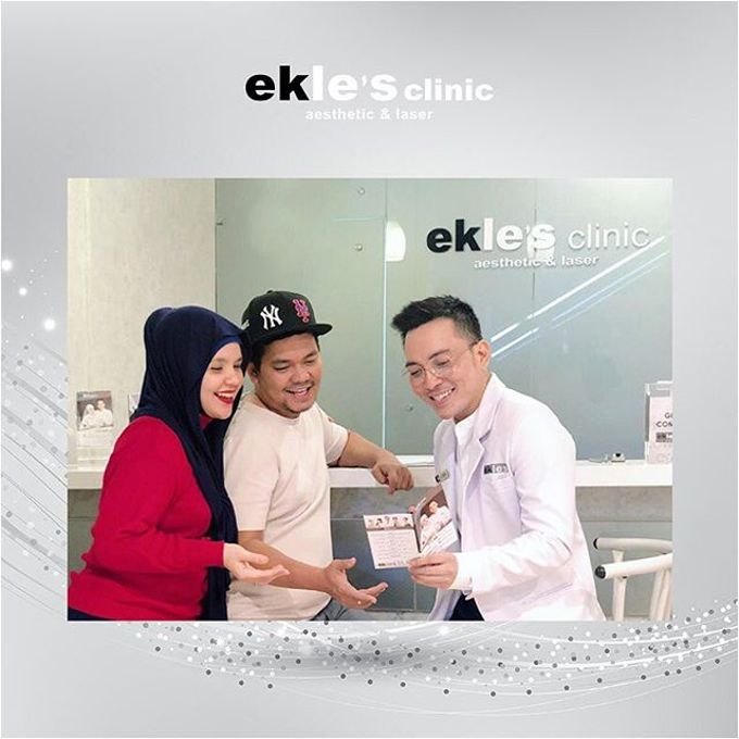 Influencer At Ekle's Clinic  by Ekle's Clinic Aesthetic & Laser - 002