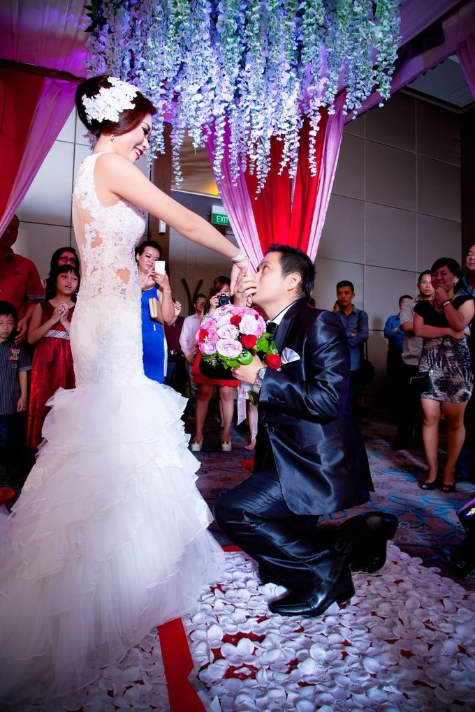 wedding day by Xin-Ai Bride - 034