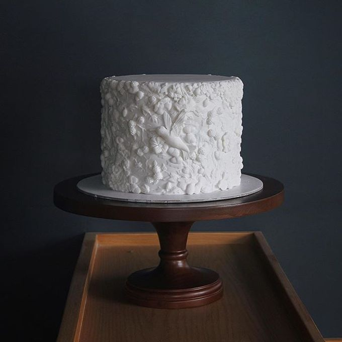 Tiered and Wedding Cakes 2019 by WoodLove - 014