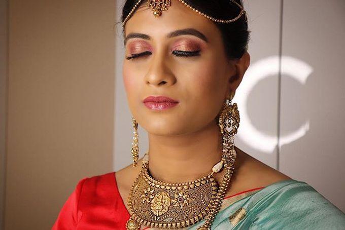 South Indian Bride by Renuka Krishna - 002