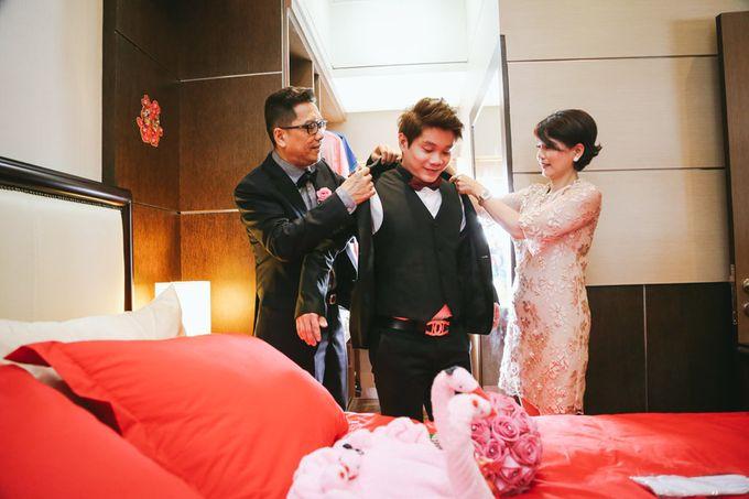 THE WEDDING OF WIDY & YENTY / 09.01.15 & 18.01.15 / SUNCITY BALLROOM, HAYAM WURUK, JAKARTA by AS2 Wedding Organizer - 004