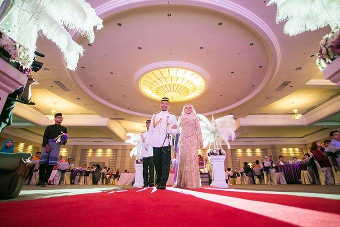 Liyana & Fairuz - Reception by Cubic Foto by PlainPaperpaint Production - 041