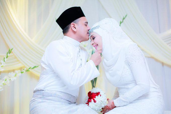 Zuhairah & Fuad by The Rafflesia Wedding & Portraiture - 041