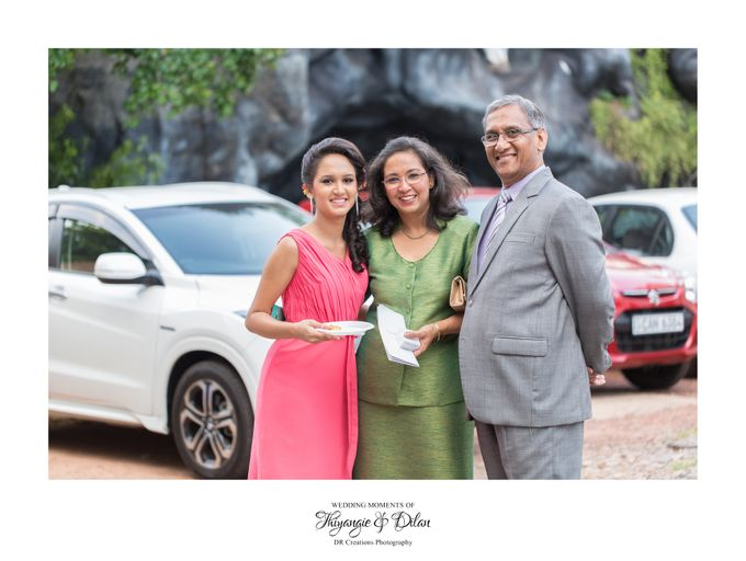 Wedding of Thiyangie & Dilan by DR Creations - 050