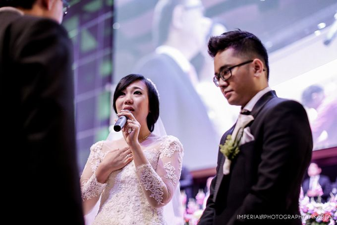 Yonathan & Dina Wedding by Imperial Photography Jakarta - 041
