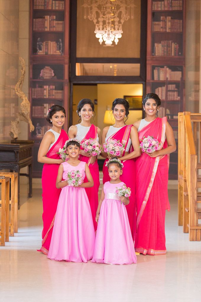 Wedding of Roshani & Charith by DR Creations - 027