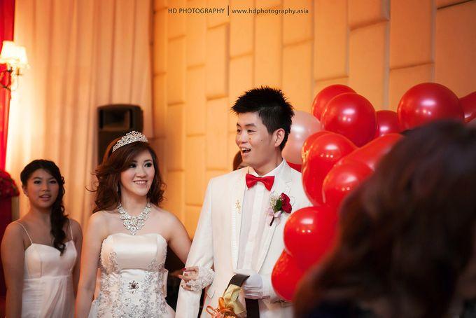 Fery & Nova - Wedding Day by HD Photography - 032