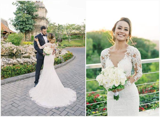 Steven & Shelica Wedding by Love Bali Weddings - 004