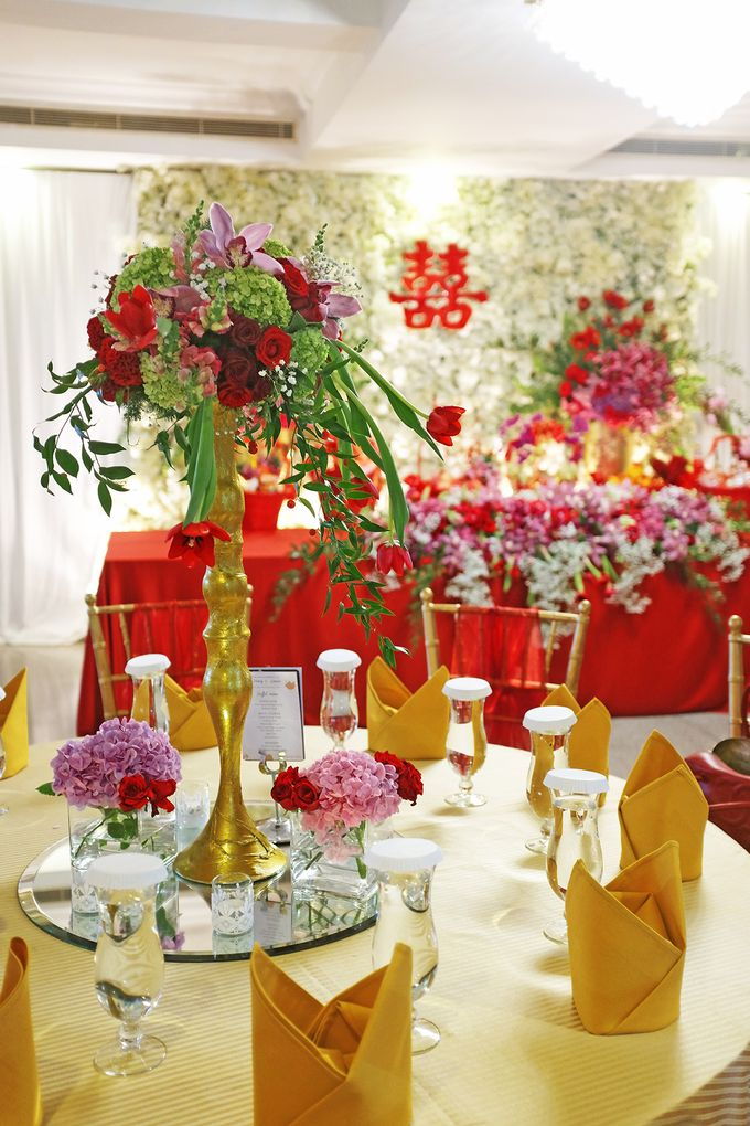 Red & Gold by Royal Design Indonesia - 003