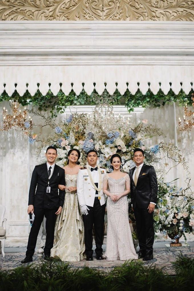 The Wedding Reception Of Ninik Arif By Tommy Tjokro Bridestory